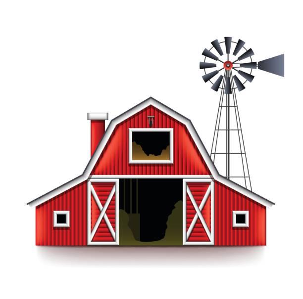Best Barns Illustrations, Royalty.