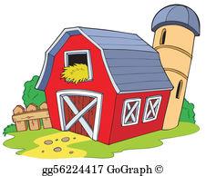 Barn Clip Art.
