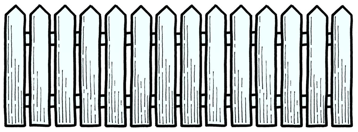 Free Fence Cliparts, Download Free Clip Art, Free Clip Art.