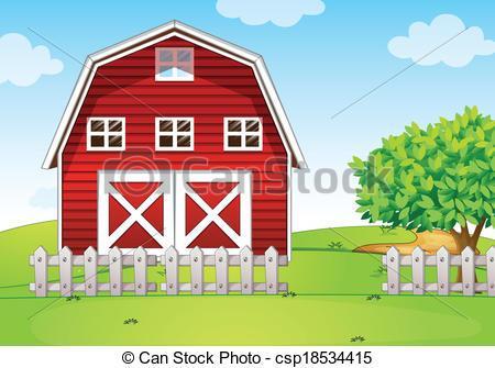 Barn house clipart 6 » Clipart Portal.