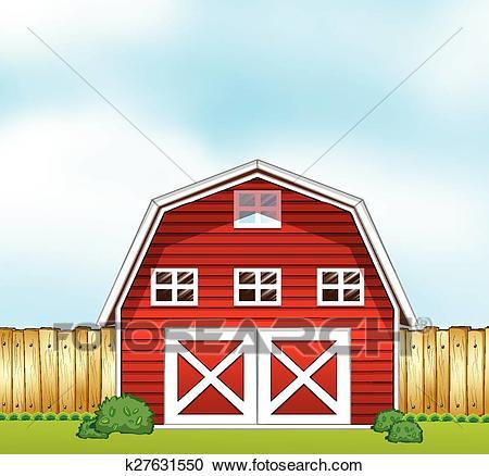 Barnhouse Clipart.