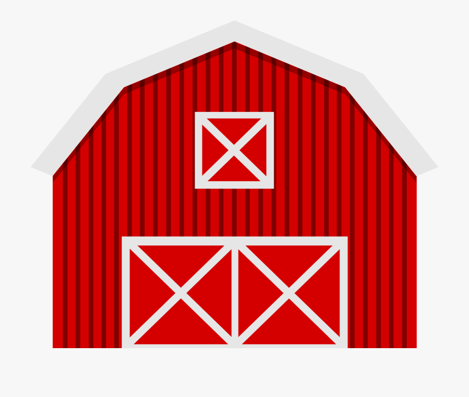 Barn Vector Farm.