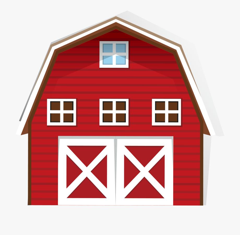 Farming Clipart Barn.