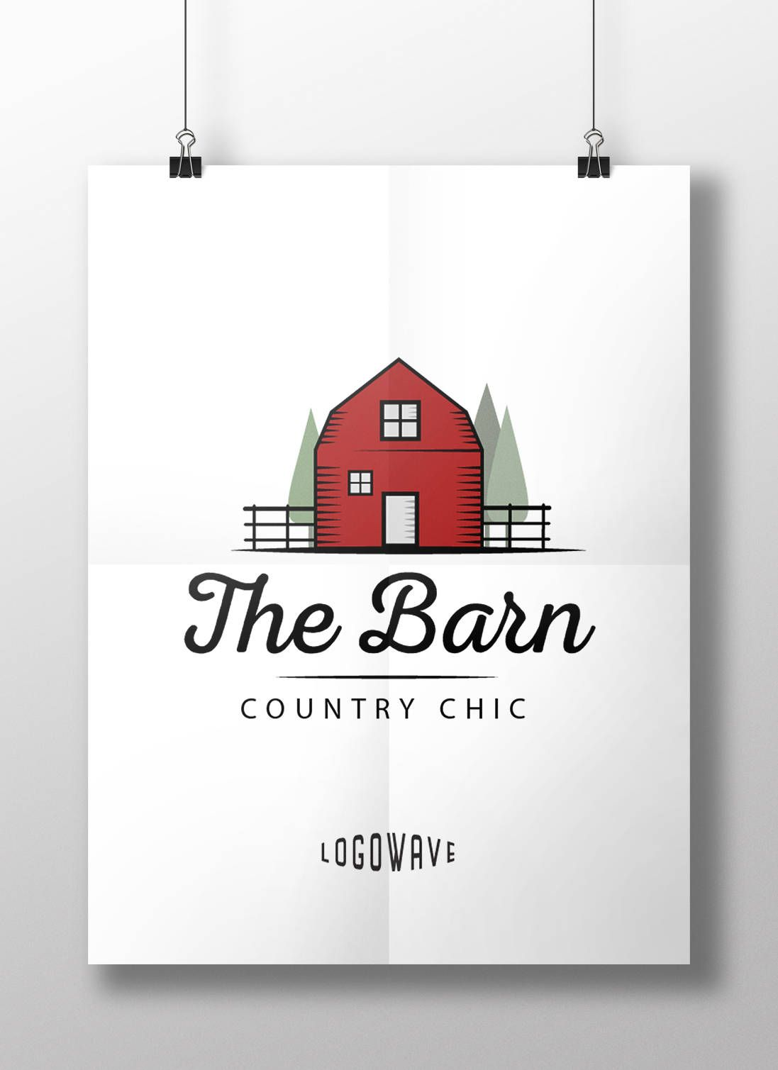 Barn Logo. Country Company Logo. County Logo. Homestead Logo.