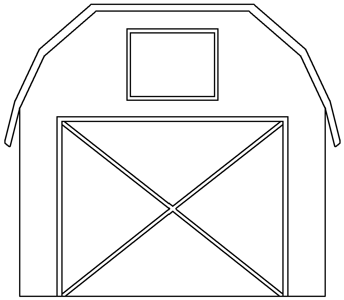 Free Barn Outline Cliparts, Download Free Clip Art, Free.
