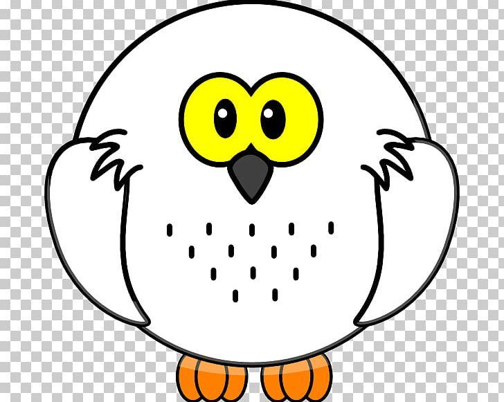 Snowy Owl Black.