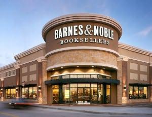 Barnes & Noble Price Match.