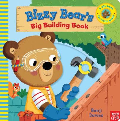 Bizzy Bear\'s Big Building Book.