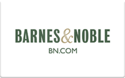 Barnes & Noble Gift Cards.