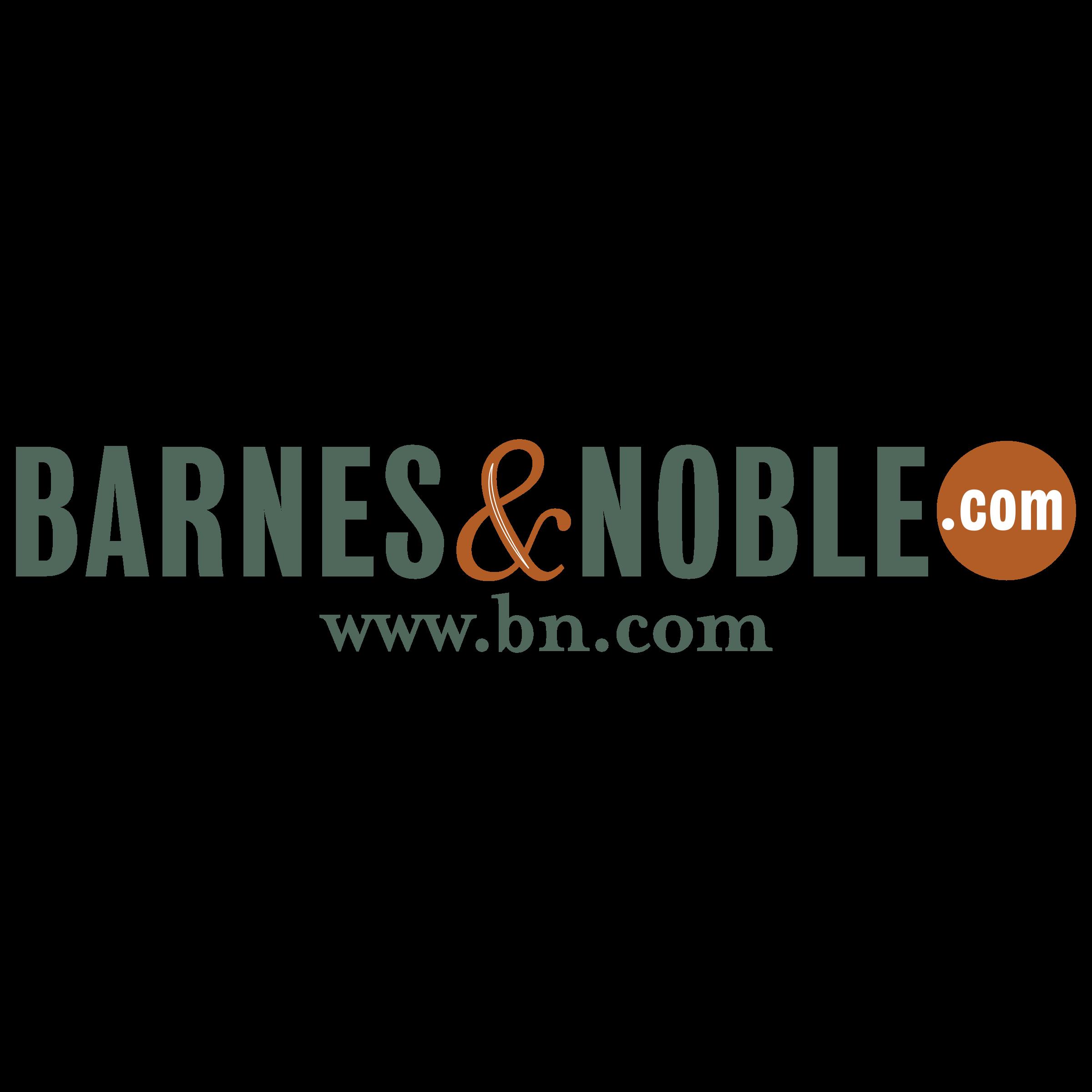 Barnes & Noble 02 Logo PNG Transparent & SVG Vector.