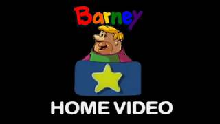 Barney Home Video Logo (HD).