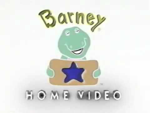 Barney Home Video Logo IN G MAJOR.