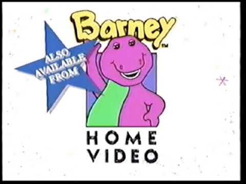 Barney Home Video (1992.
