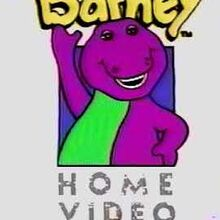 Barney Home Video.