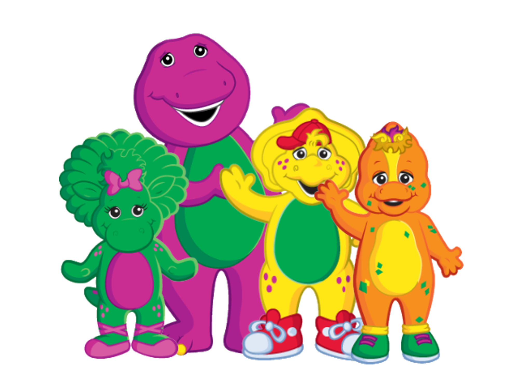 Barney And Friends Png & Free Barney And Friends.png Transparent.