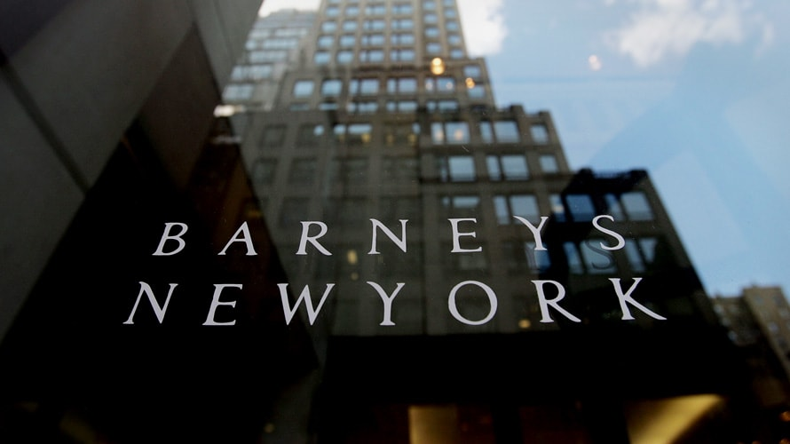 Barneys Sells to Group Including Longtime Rival Saks.
