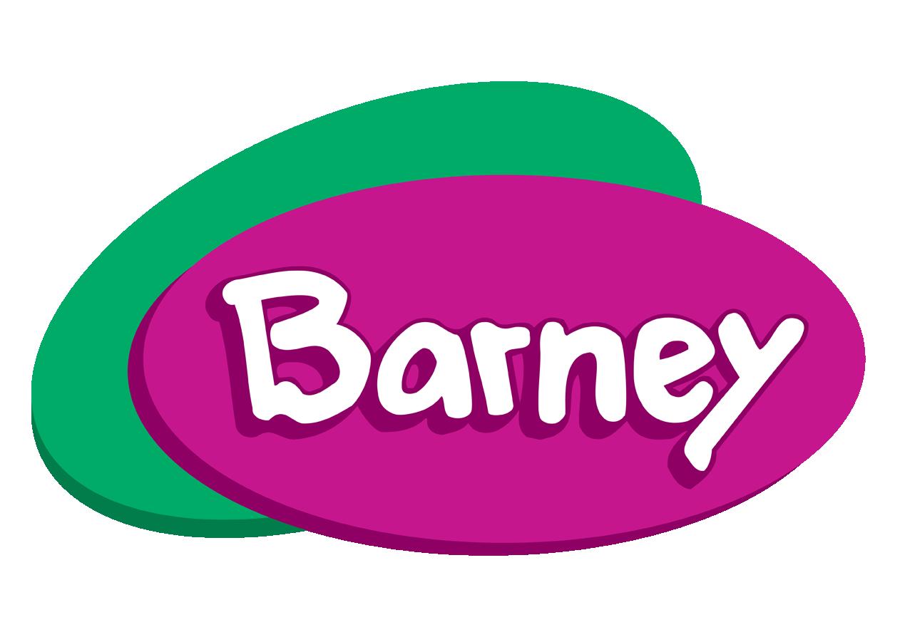 Barney Logo.