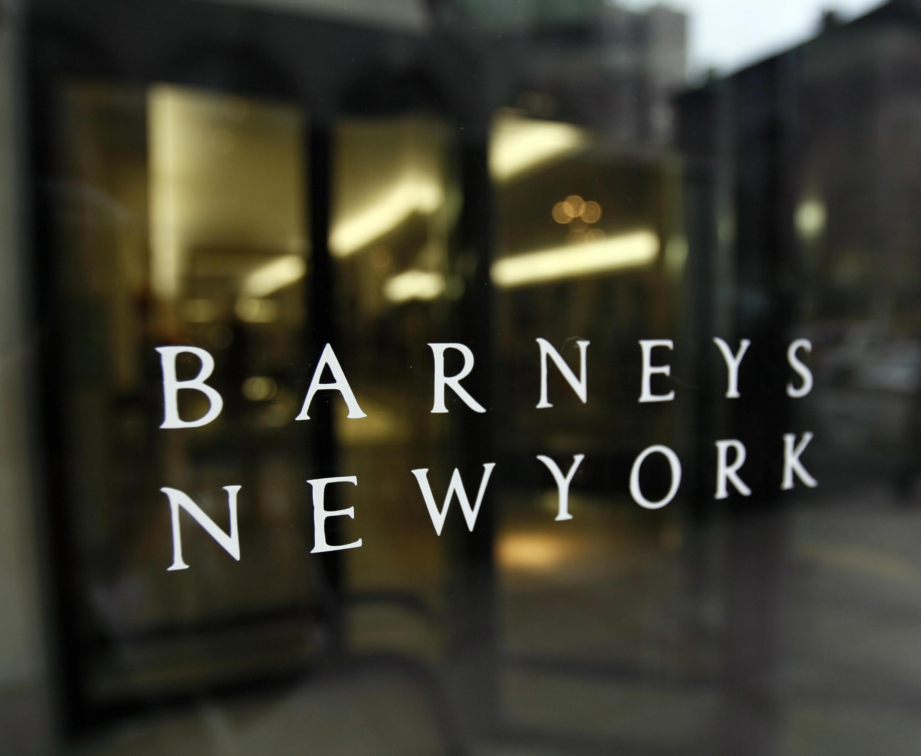 Barneys relaunches e.