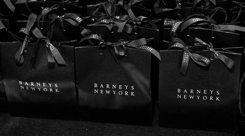 Rebooting Barneys New York.