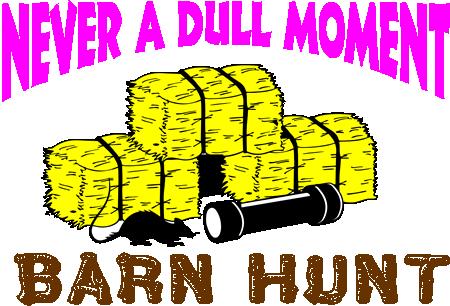 Barn Hunt.