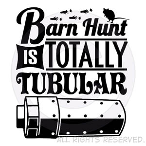 Barn Hunt is Tubular Sweatshirt.
