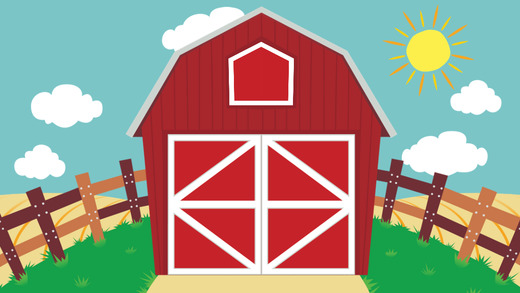 Old Barn Drawing Clipart