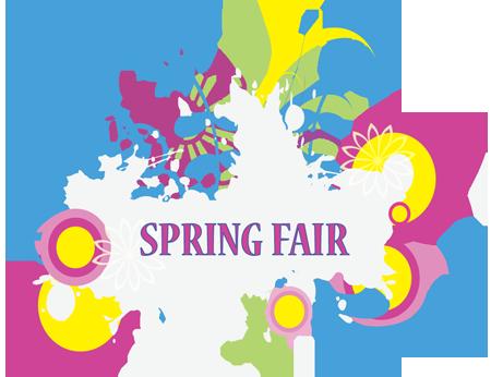 Spring Fair Clipart.