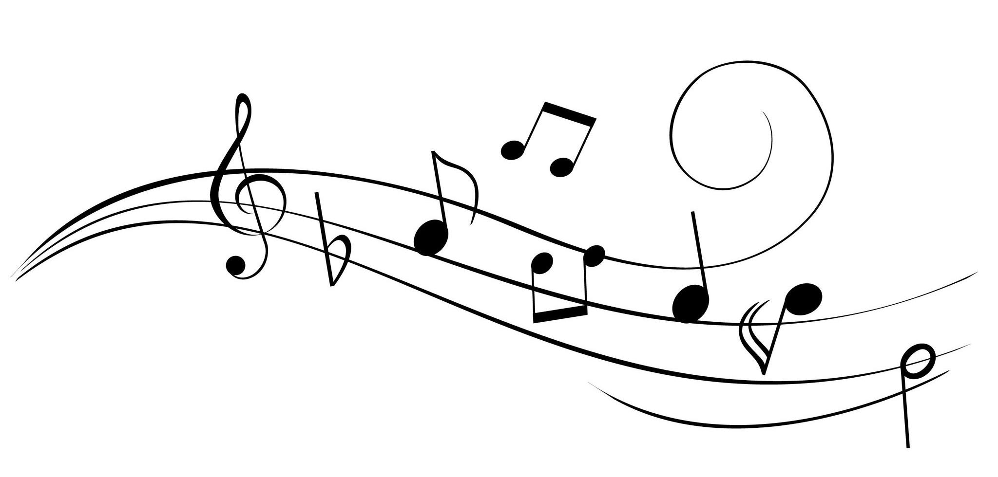 Music Score Transparent Clipart.
