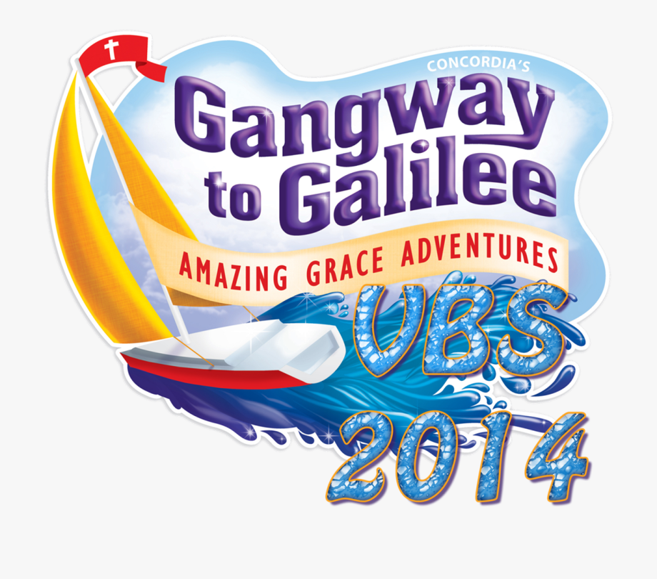 Gangway To Galilee, Cliparts & Cartoons.