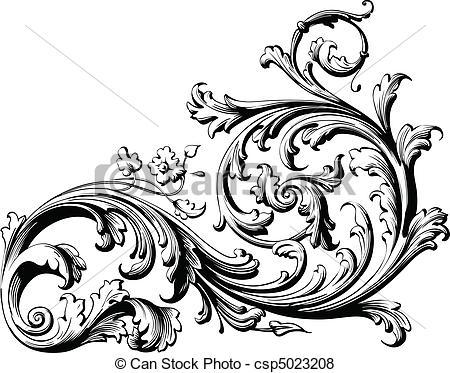 Baroque Vector Clip Art Royalty Free. 44,755 Baroque clipart.