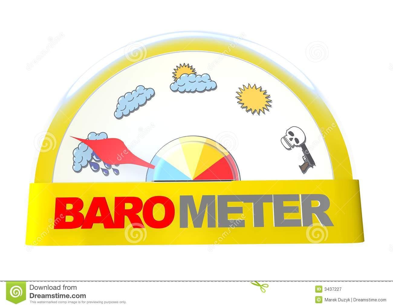 Barometer Stock Illustrations.