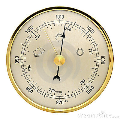 Barometer Clipart.
