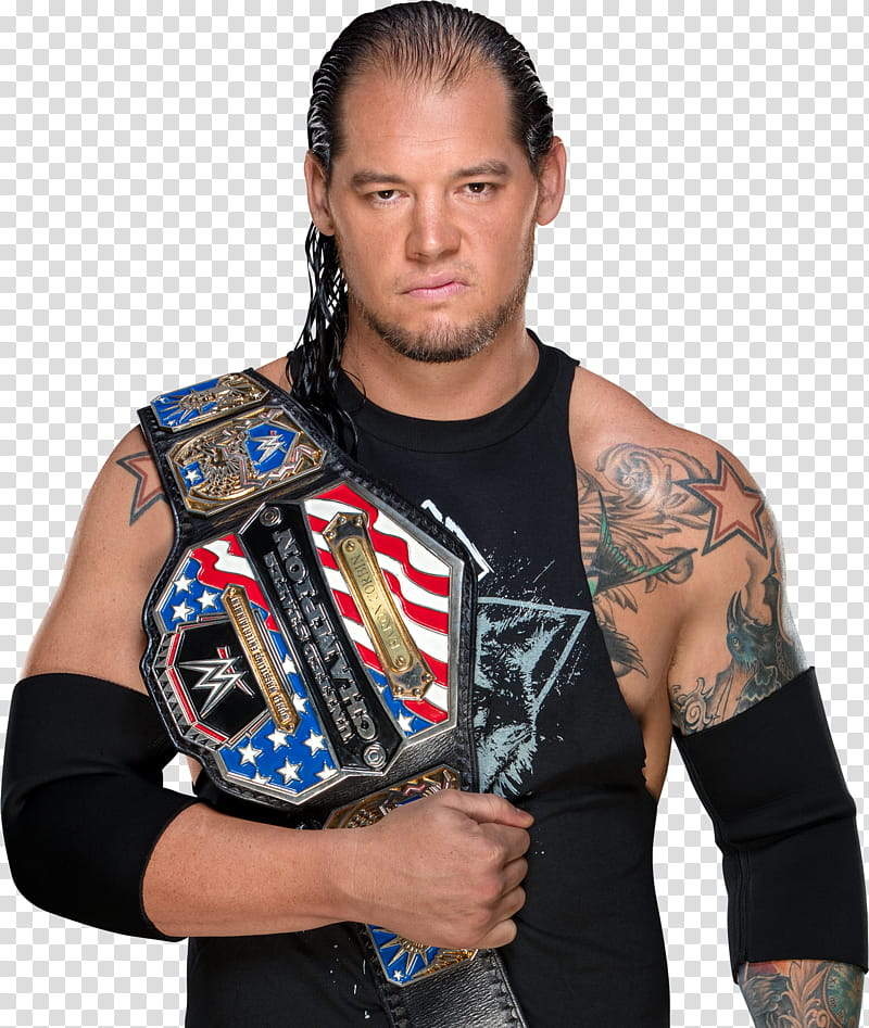 Baron Corbin United States Champion transparent background.