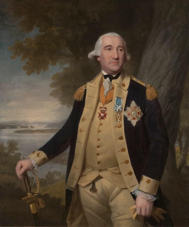 General von Steuben.