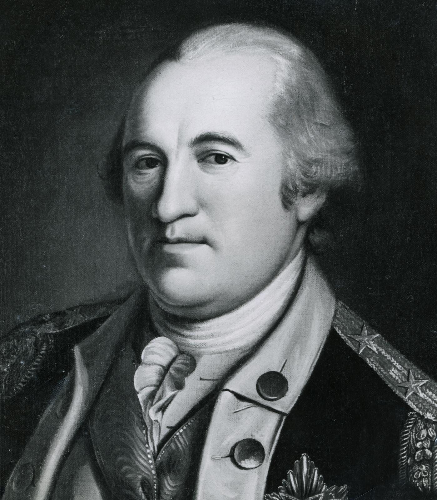 Baron von Steuben (German military officer).