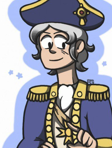 Baron von Steuben, the Military Genius.
