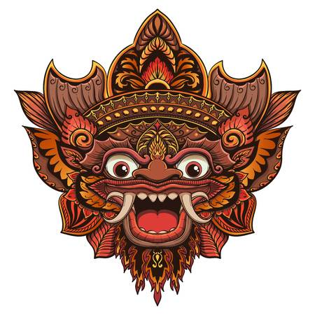 143 Barong Stock Illustrations, Cliparts And Royalty Free.