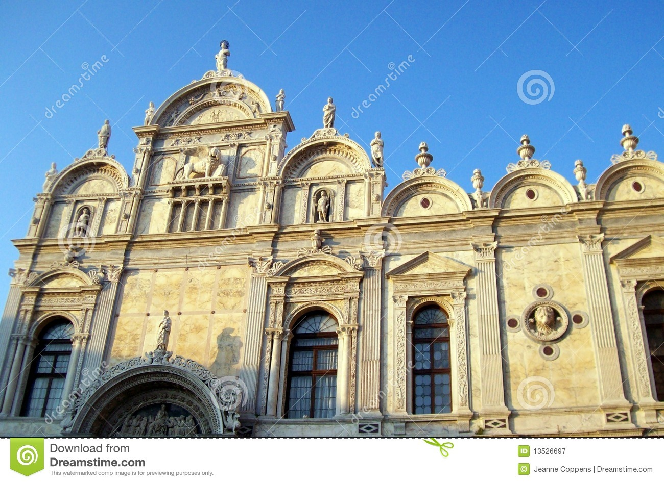 Free CC0 Image: Facade Of Baroque Church Picture. Image: 82950575.