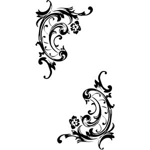 Baroque Clip Art.