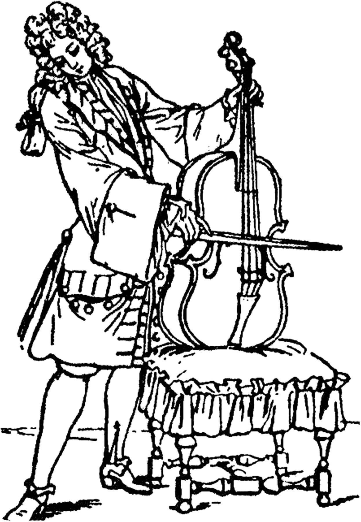 Baroque Instrument Iconography.