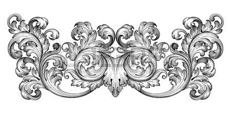 129,666 Baroque Stock Vector Illustration And Royalty Free Baroque.