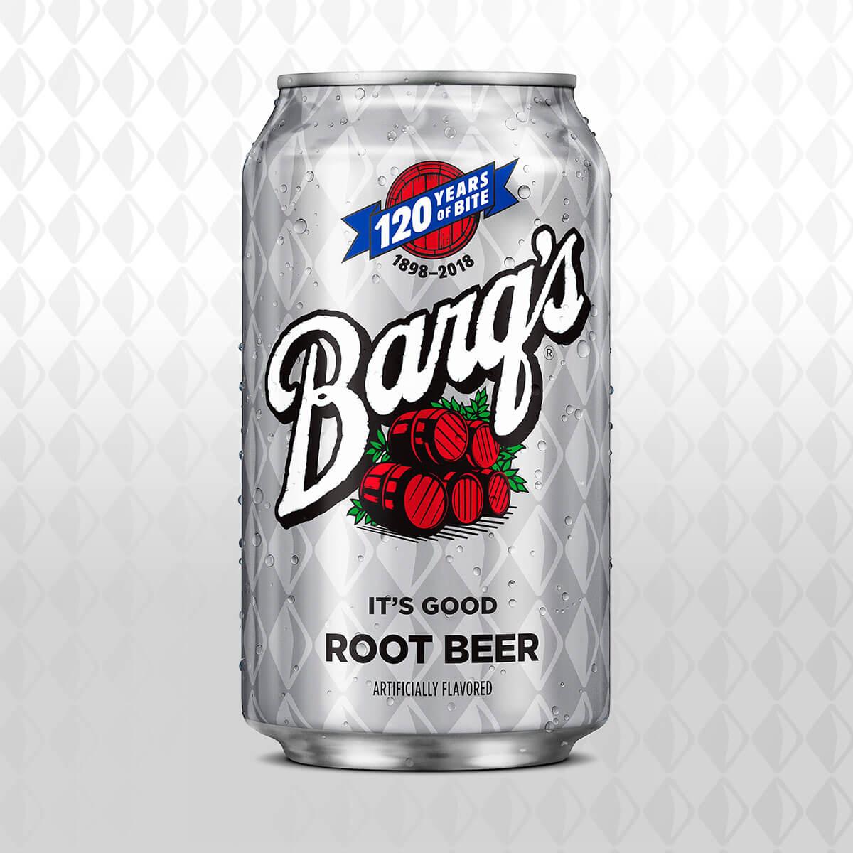 Barq\'s® Red Crème Soda.