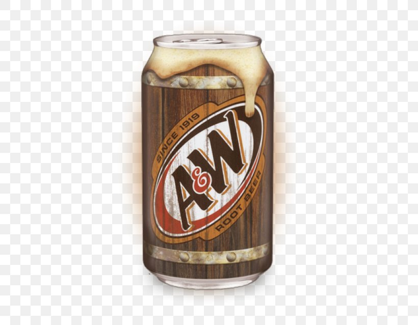 A&W Root Beer Fizzy Drinks Cream Soda, PNG, 600x638px, Root.