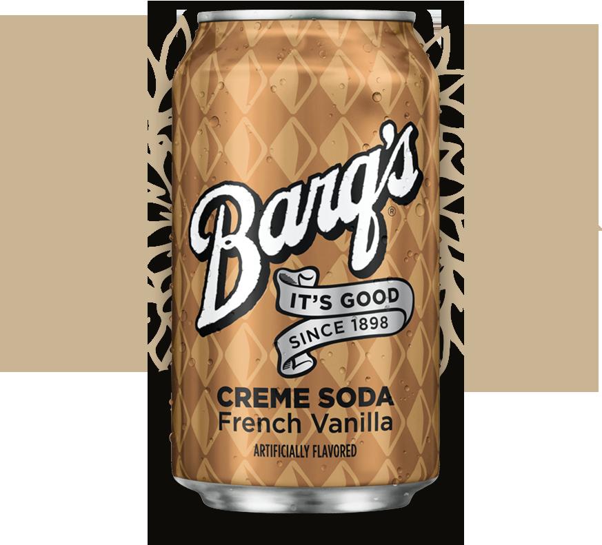 Barq\'s Creme Soda.