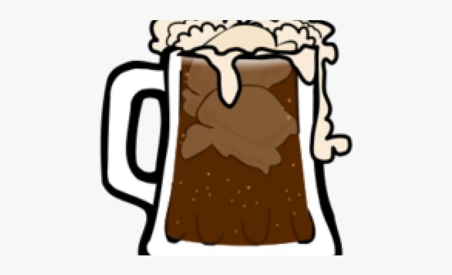 Cartoon Clipart Root Beer Float , Transparent Cartoon, Free.