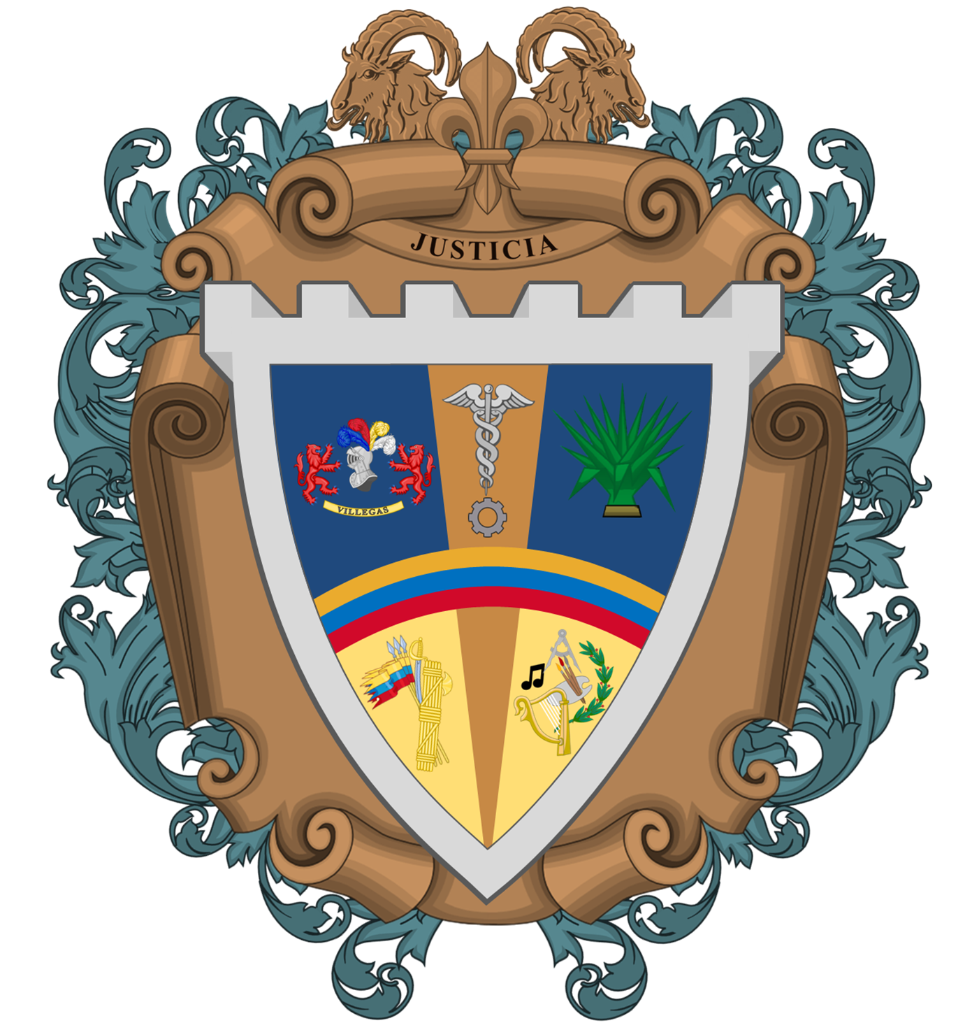 File:Nueva Segovia de Barquisimeto Coat of Arms.png.