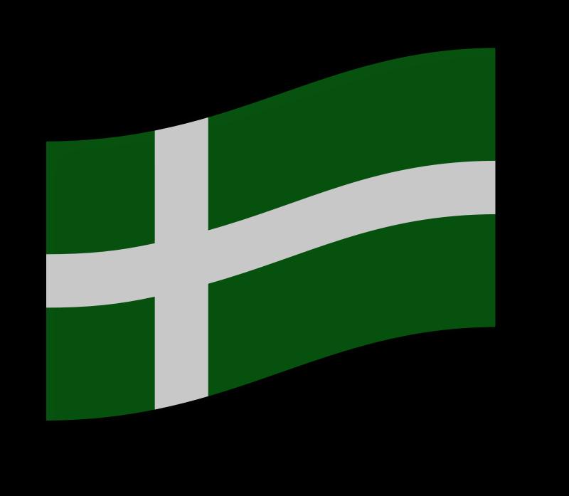 Free Clipart: Barra flag.