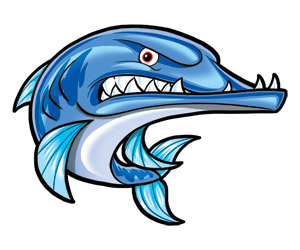 Barracuda clipart.