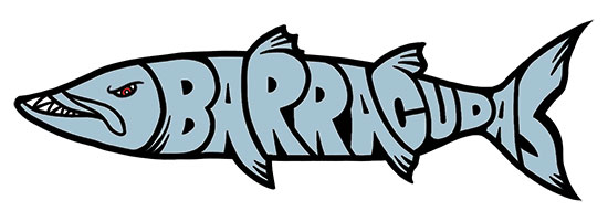 Collection of Barracuda clipart.