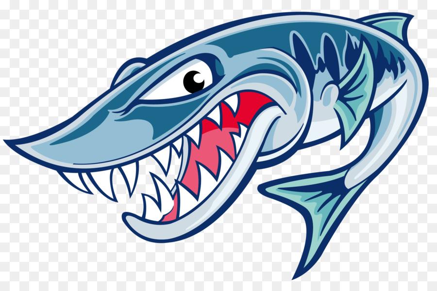 Shark Logo png download.